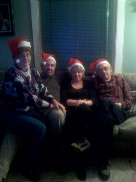 Not the Claus family